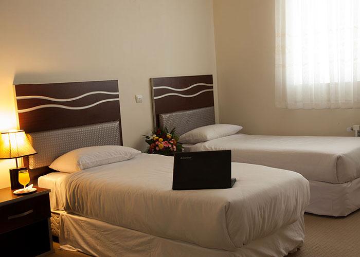 تصاویر اتاق هتل ورزش تهران