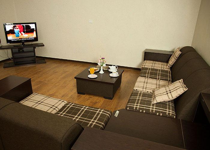 عکس اتاق هتل ورزش تهران