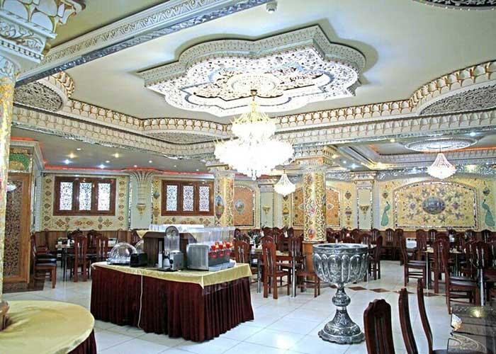 تصاویر رستوران هتل ونوس اصفهان