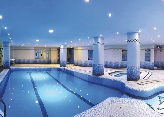 تصاویر استخر هتل ونوس اصفهان