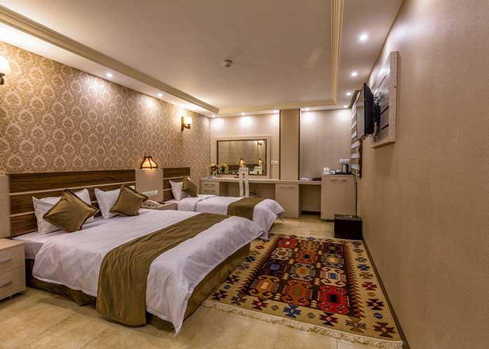 سه تخته هتل