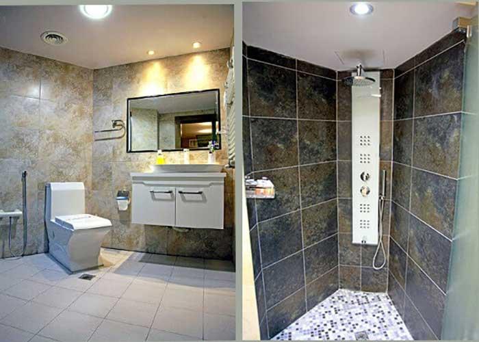 سرویس بهداشتی هتل ونوس اصفهان