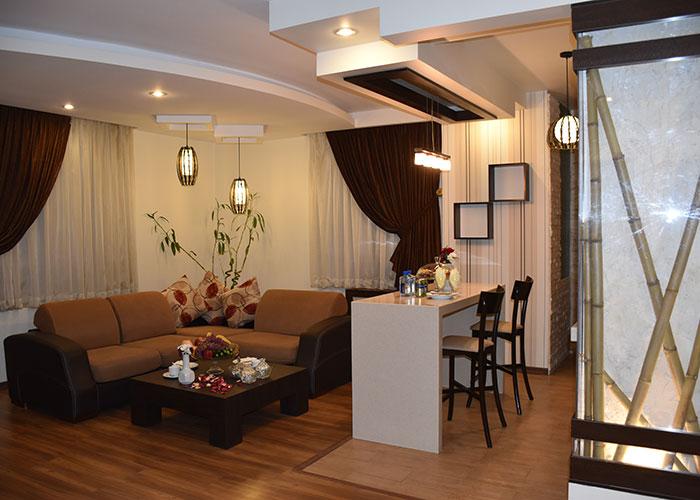 هتل آپارتمان ونوس تهران