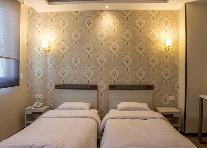 اتاق هتل ورنوس تهران