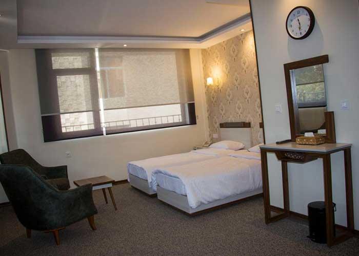 اتاق هتل ورنوس