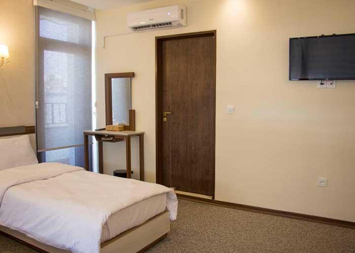 تصاویر اتاق هتل ورنوس تهران