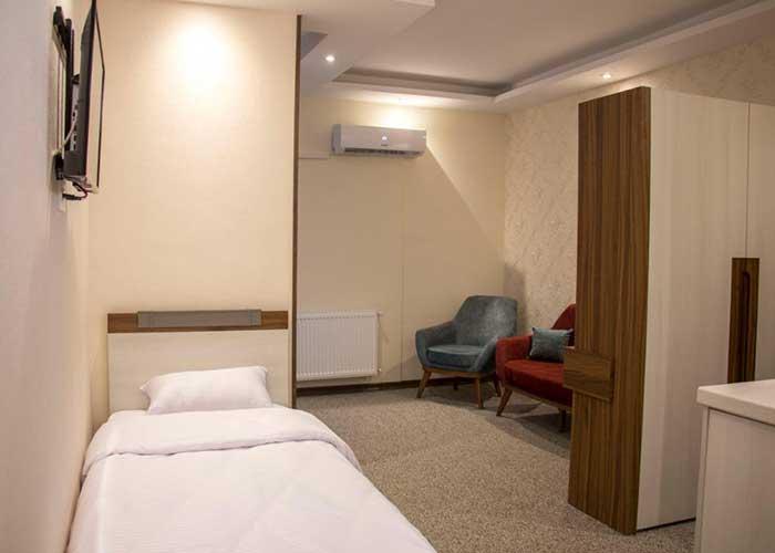 عکس اتاق هتل ورنوس