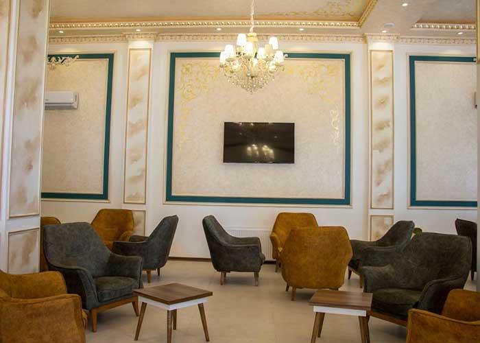 لابی هتل ورنوس تهران