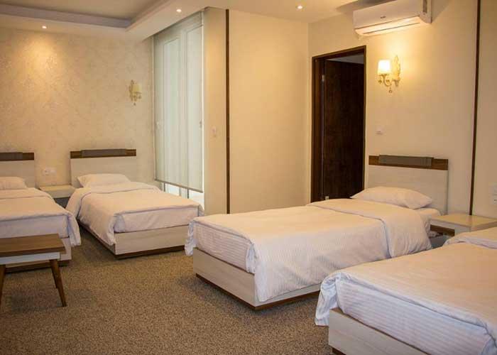تصاویر اتاق هتل ورنوس