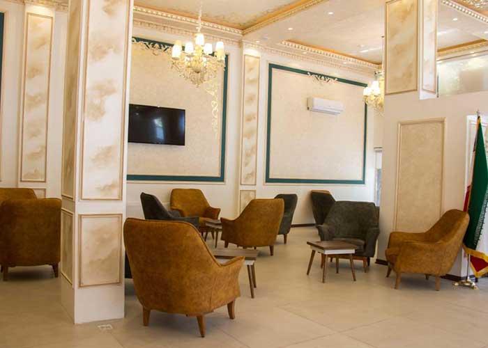 لابی هتل ورنوس