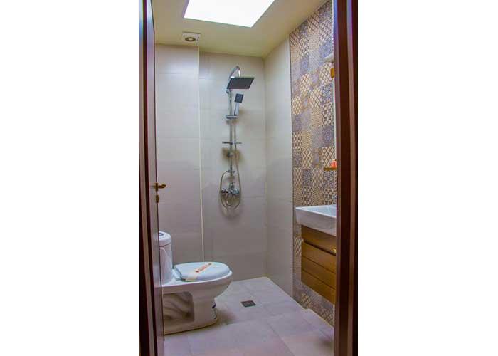 سرویس بهداشتی هتل ورنوس تهران
