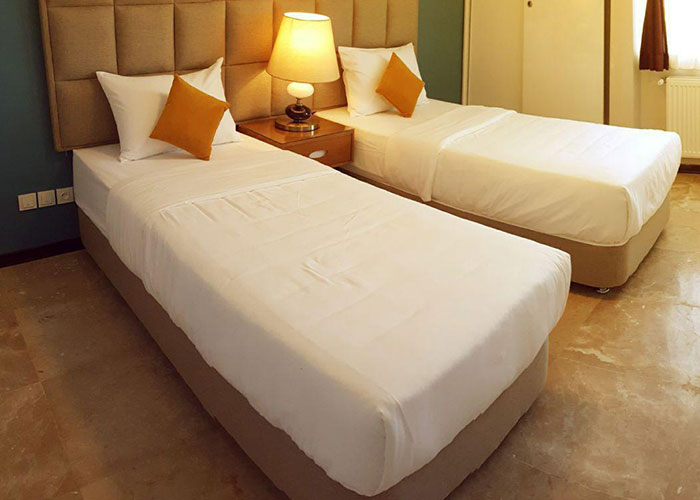 ویلا دو تخته توئین هتل وستا تنکابن