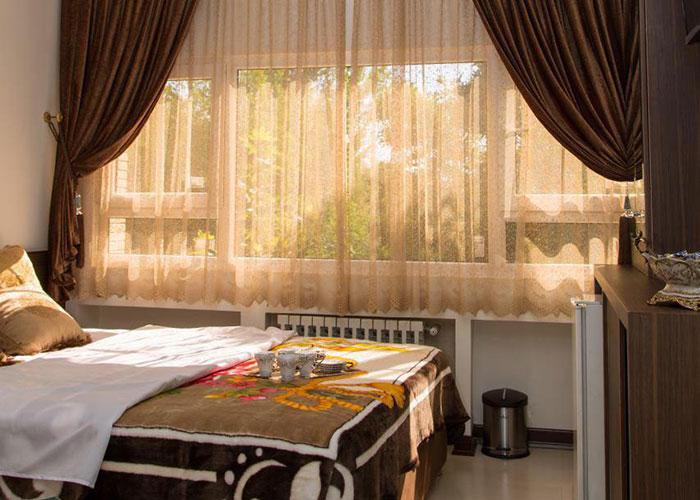 اتاق دو تخته هتل ویانا اصفهان