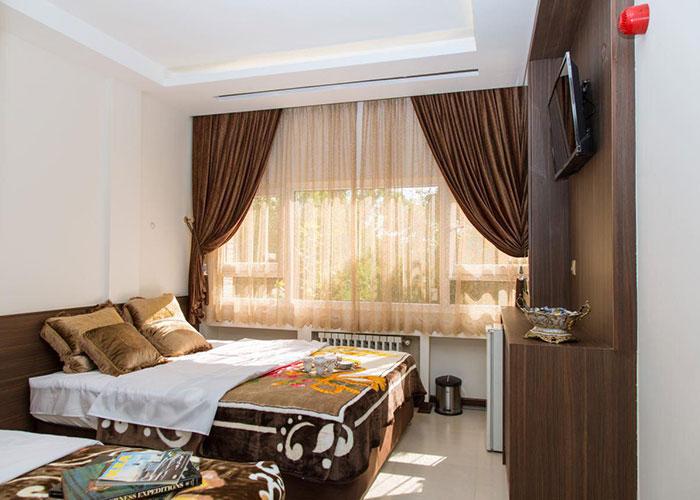 چهار تخته هتل ویانا اصفهان