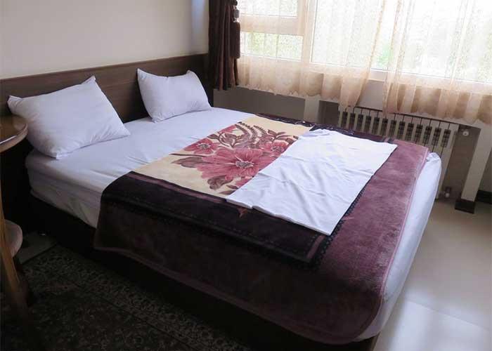 تصاویر اتاق هتل ویانا