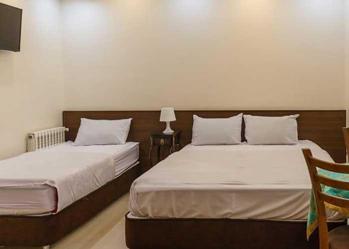 سه تخته هتل ویانا اصفهان