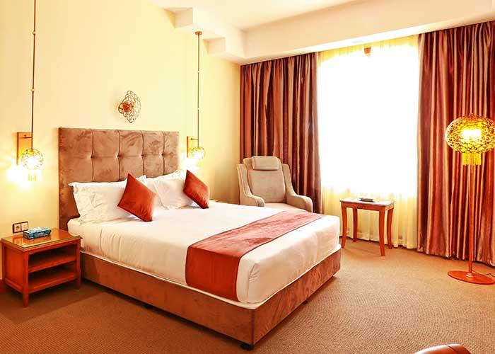 اتاق دو تخته هتل ویدا کیش
