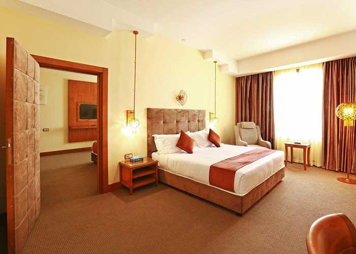 اتاق کانکت هتل ویدا
