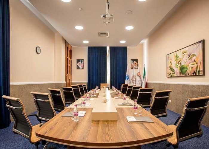 سالن کنفرانس هتل ویدا کیش