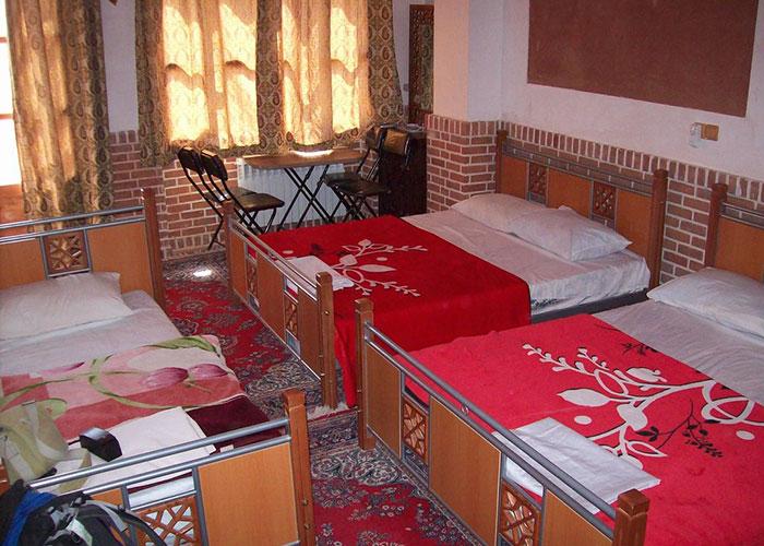 اتاق پنج تخته هتل ویونا