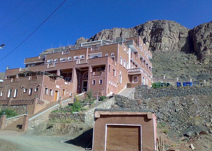 تصاویر ساختمان هتل ویونا