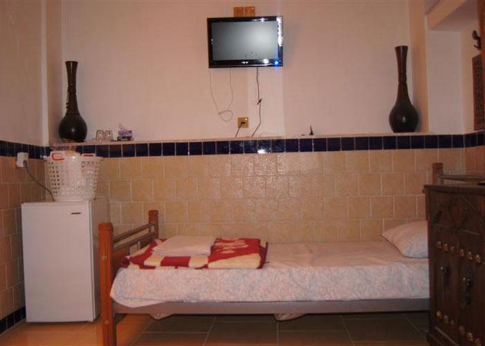 اتاق دو تخته هتل ویونا ابیانه