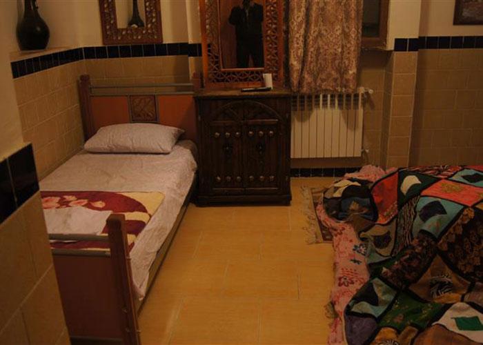 اتاق دو تخته توئین هتل ویونا ابیانه