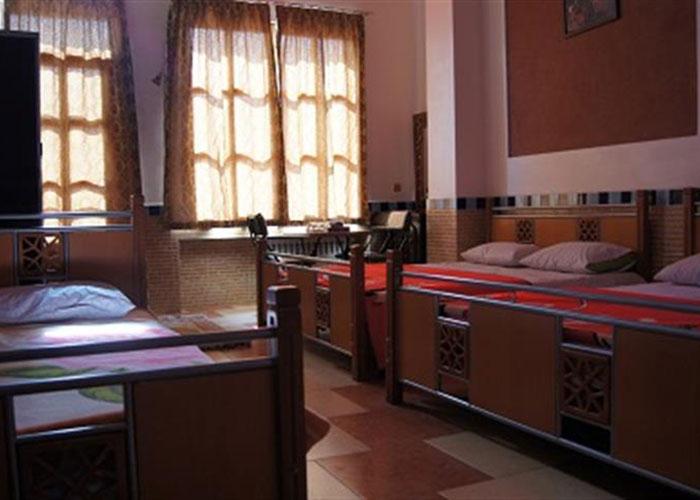 اتاق پنج تخته هتل ویونا ابیانه
