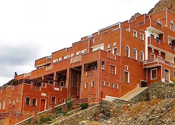 ساختمان هتل ویونا ابیانه
