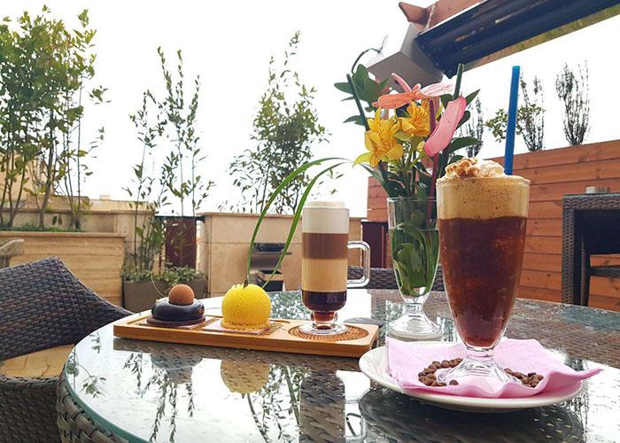 رستوران هتل وزرا تهران