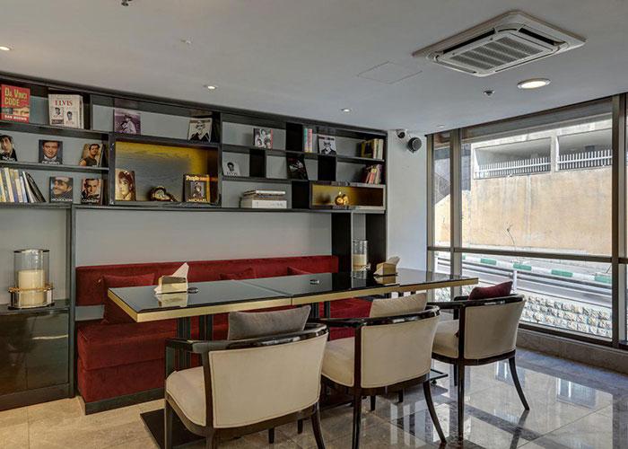 تصاویر سوئیت هتل آپارتمان وزرا تهران