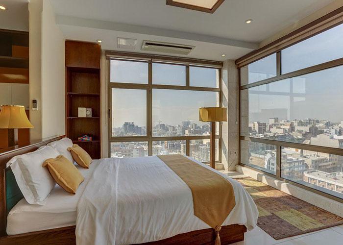 سوئیت هتل وزرا تهران