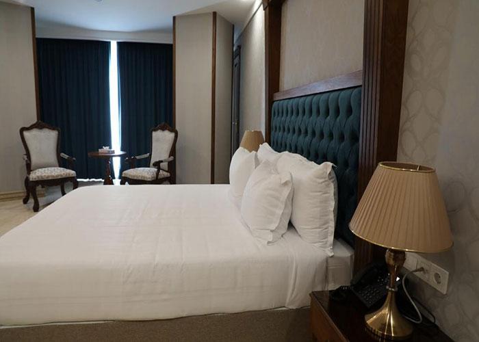 اتاق دو تخته دبل هتل ویستریا تهران