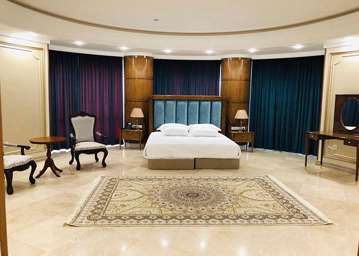 سوئیت پرزیدنتال هتل ویستریا تهران