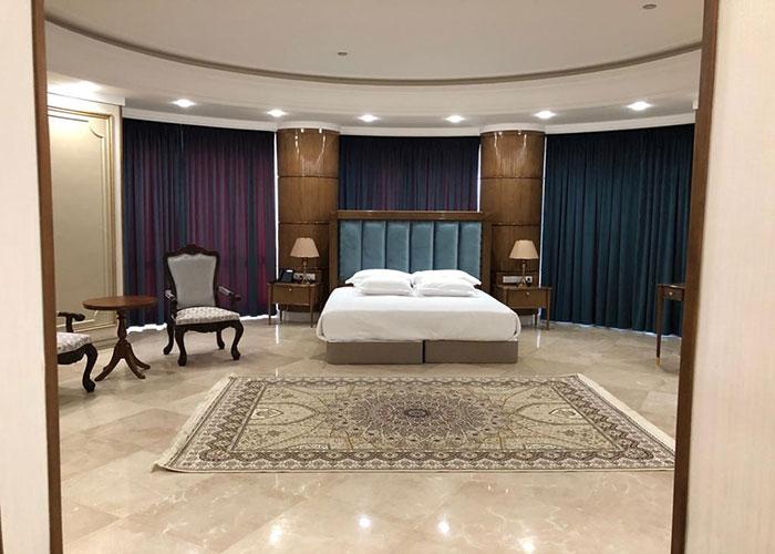 سویئت پرزیدنتال هتل ویستریا تهران
