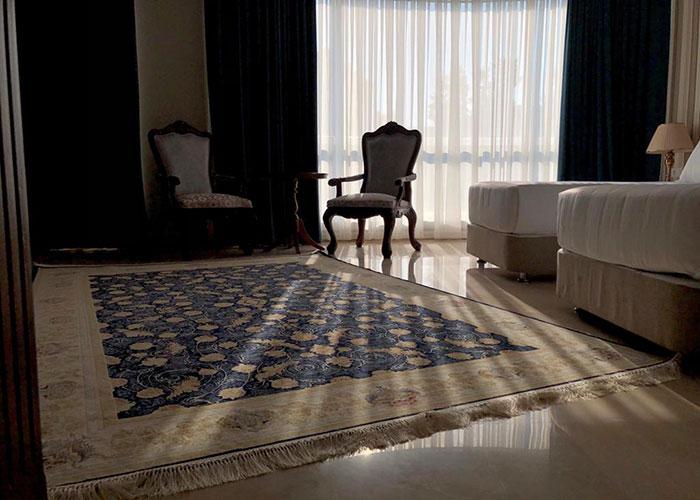 فضای اتاق هتل ویستریا تهران