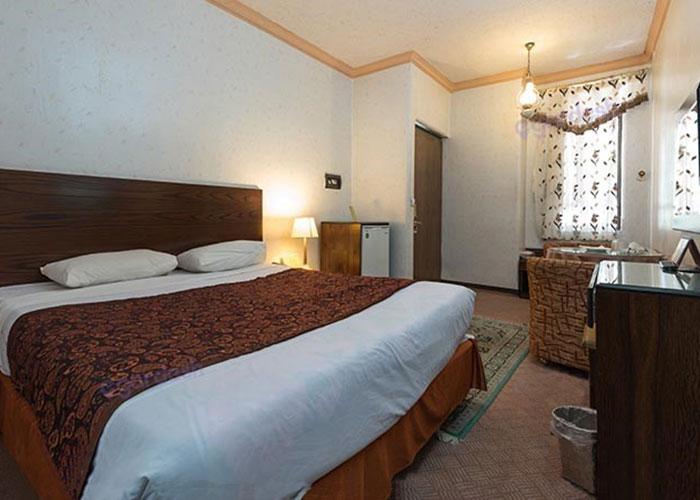 دو تخته هتل پارسیان یزد
