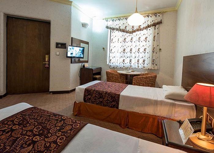 عکس اتاق هتل پارسیان یزد