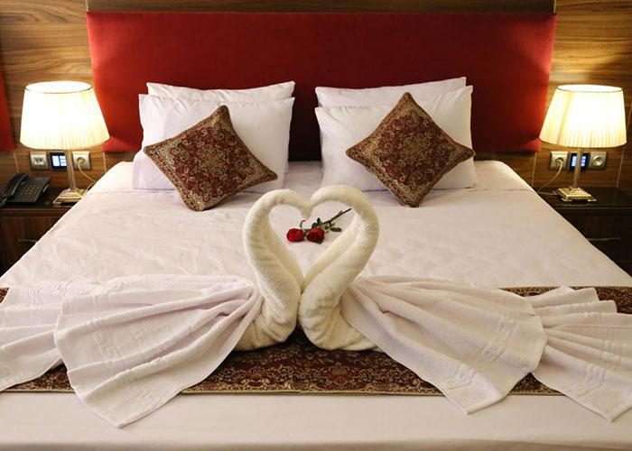 دبل هتل پارسیان یزد