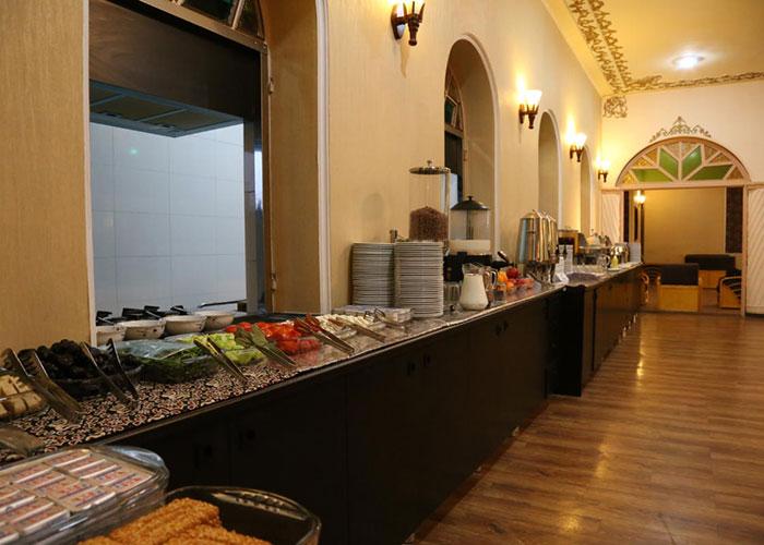 عکس رستوران هتل پارسیان یزد
