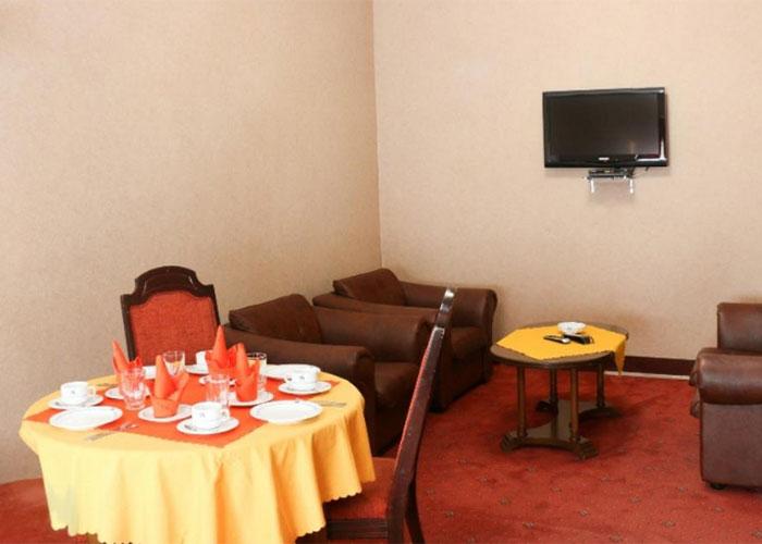 هتل جهانگردی یزد