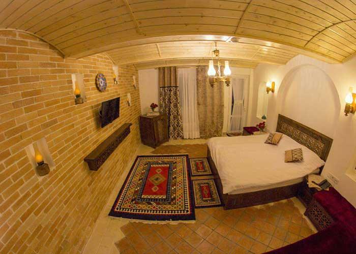 اتاق دو تخته vip هتل زاگرس خوانسار