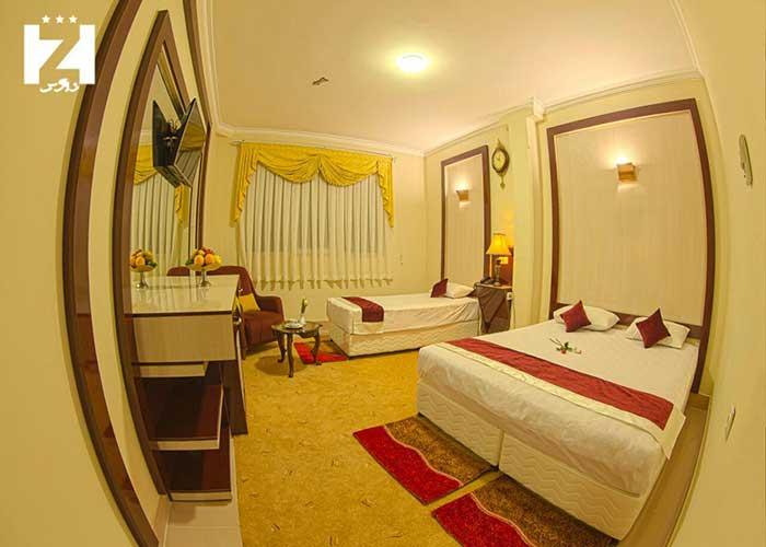 تصاویر هتل زاگرس خوانسار