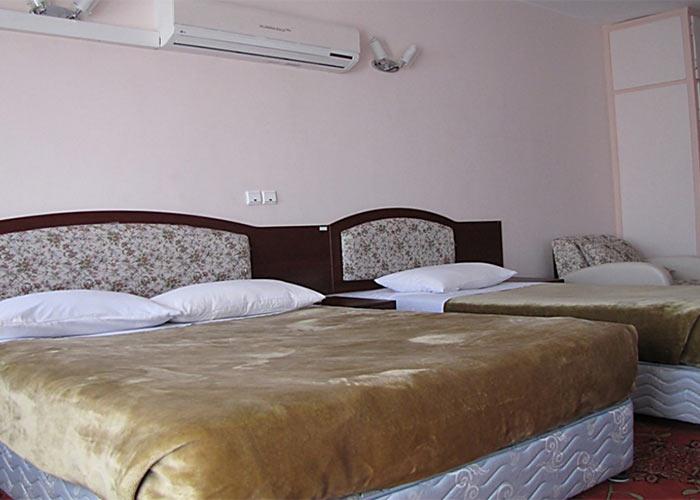 هتل جهانگردی زاهدان
