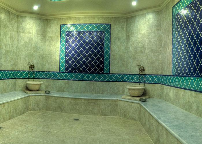 حمام سنتی هتل زندیه شیراز