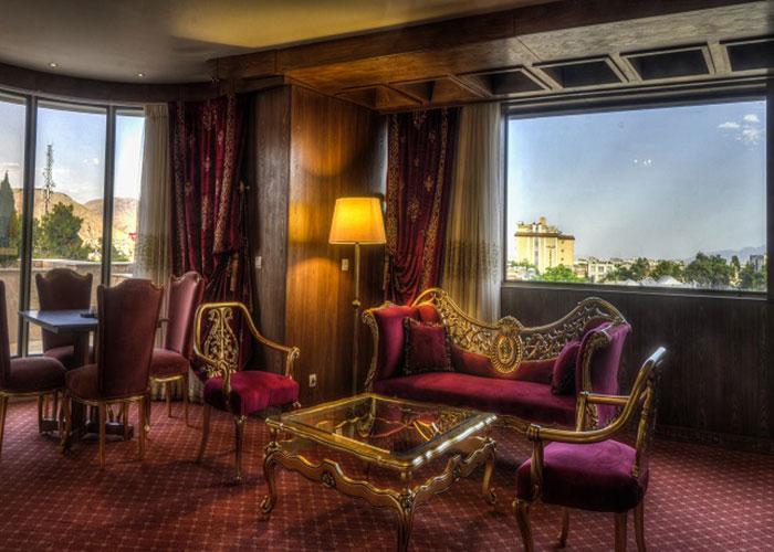 سوئیت هتل زندیه شیراز