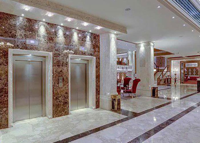 آسانسور هتل زندیه شیراز