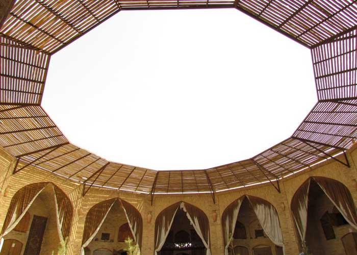 تصاویر کاروانسرای زین الدین یزد