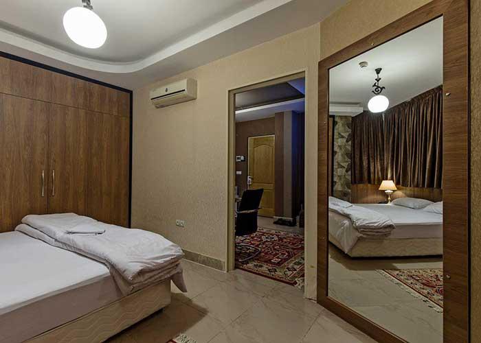 سوئیت هتل زنده رود اصفهان