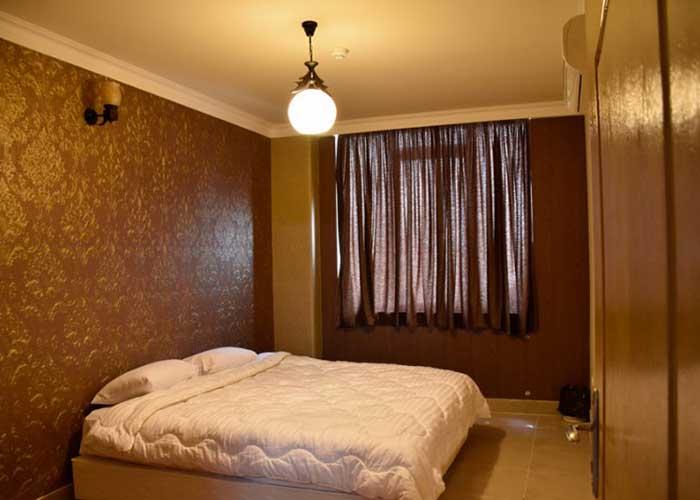 دو تخته دبل هتل زنده رود اصفهان